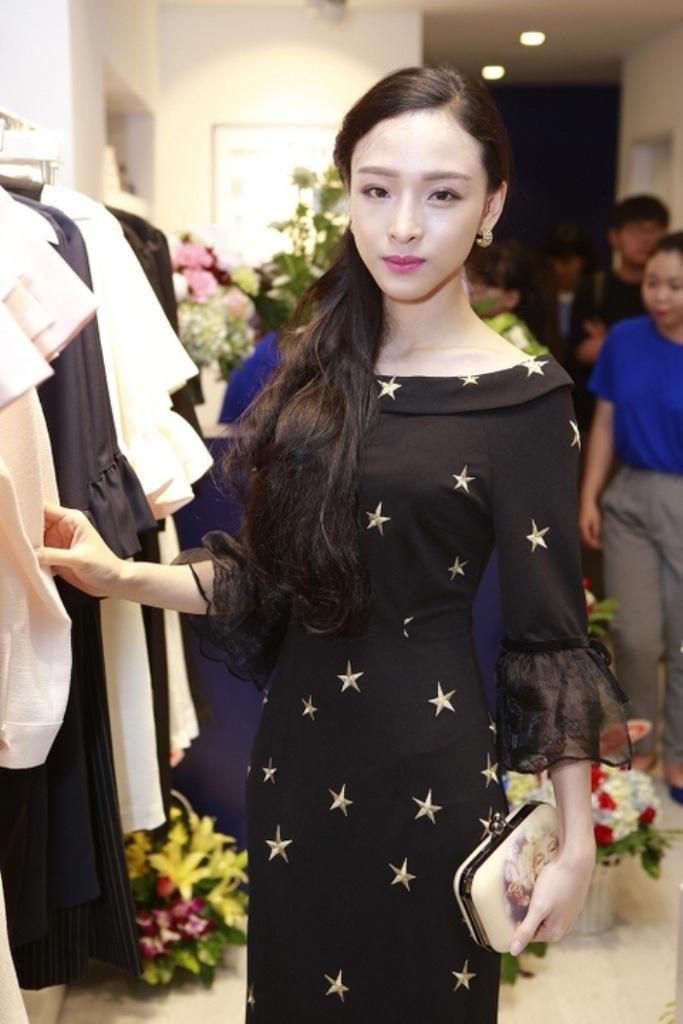 Hoa hậu Trương Hồ Phương Nga (ảnh: internet)