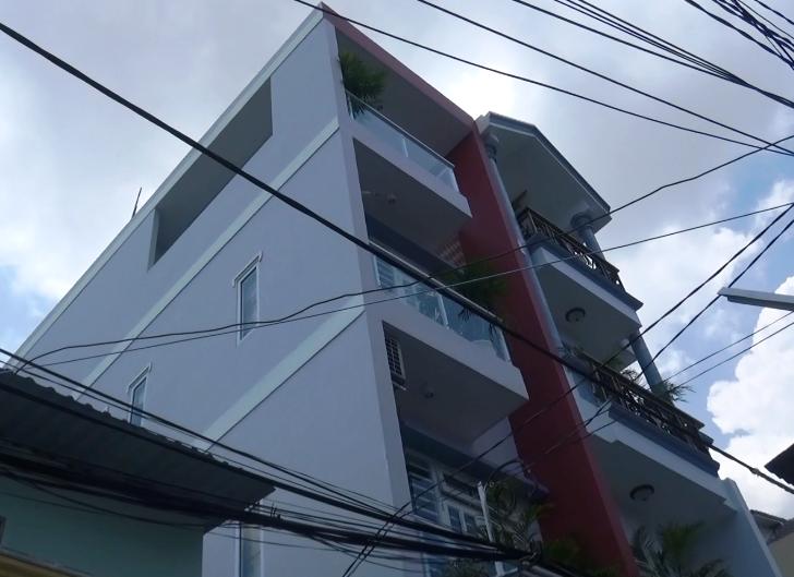 Căn nhà xảy ra tai nạn lao động