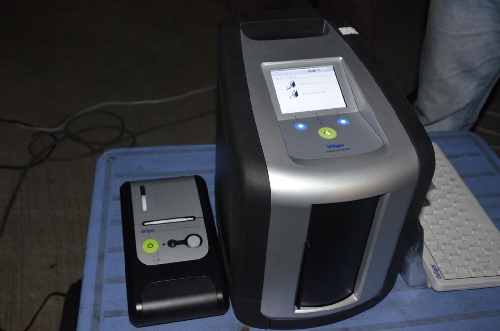 Mỗi trường hợp kiểm tra sẽ được ngậm một đầu ngậm riêng biệt nên hoàn toàn đảm bảo vệ sinh.