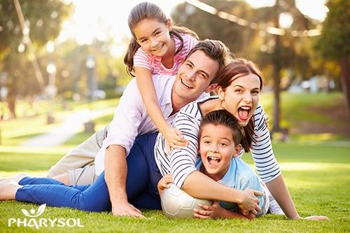 Giờ đây, bạn hoàn toàn an tâm vì có TPCN Pharysol – Bảo vệ họng cho cả gia đình!