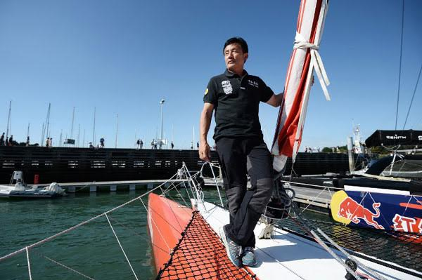 Thuỷ thủ Guo Chuan. (Ảnh: AFP)
