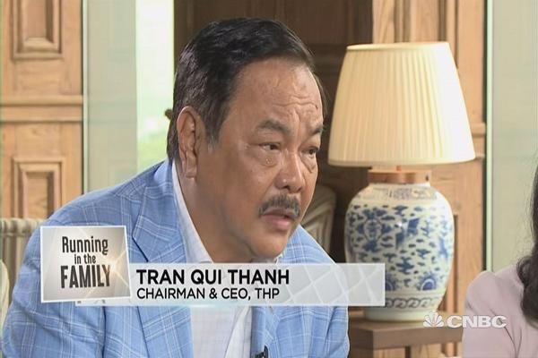 Ông Trần Quý Thanh.
