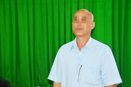 Ông T.V.P. thừa nhận vụ cướp ông loan tin là giả.