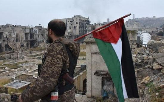 Thành công ở Aleppo được cho là chiến thắng lớn nhất cho Tổng thống Syria Bashar Al-Assad. (Ảnh: AFP)