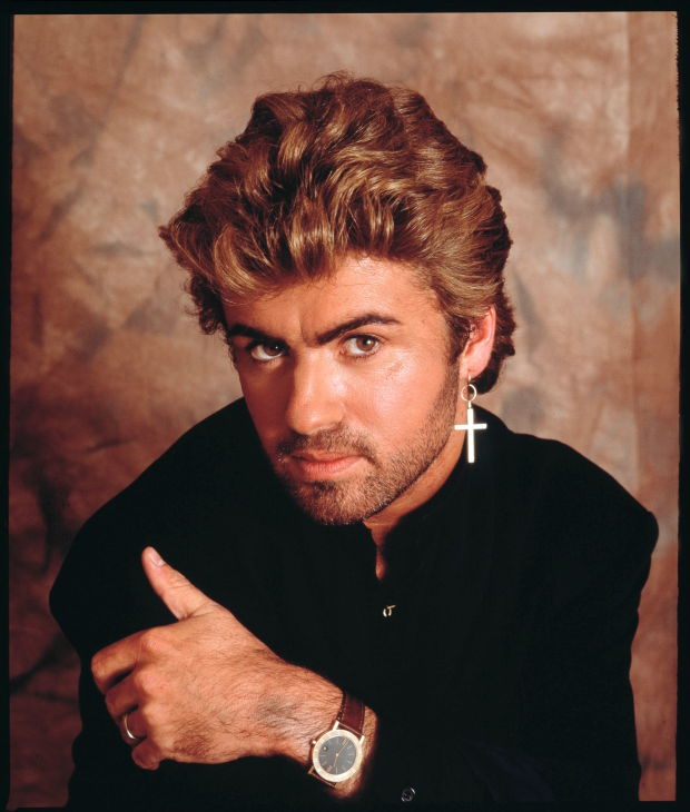 George Michael thời trẻ