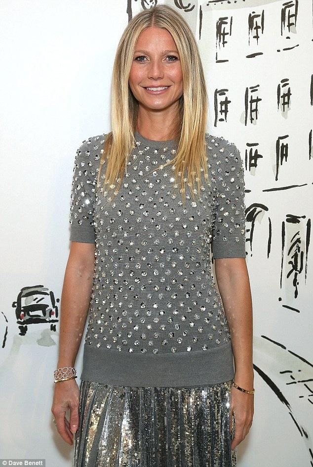 Gwyneth Paltrow muốn đưa ra những lời khuyên và động viên Brad Pitt với tư cách một người bạn.