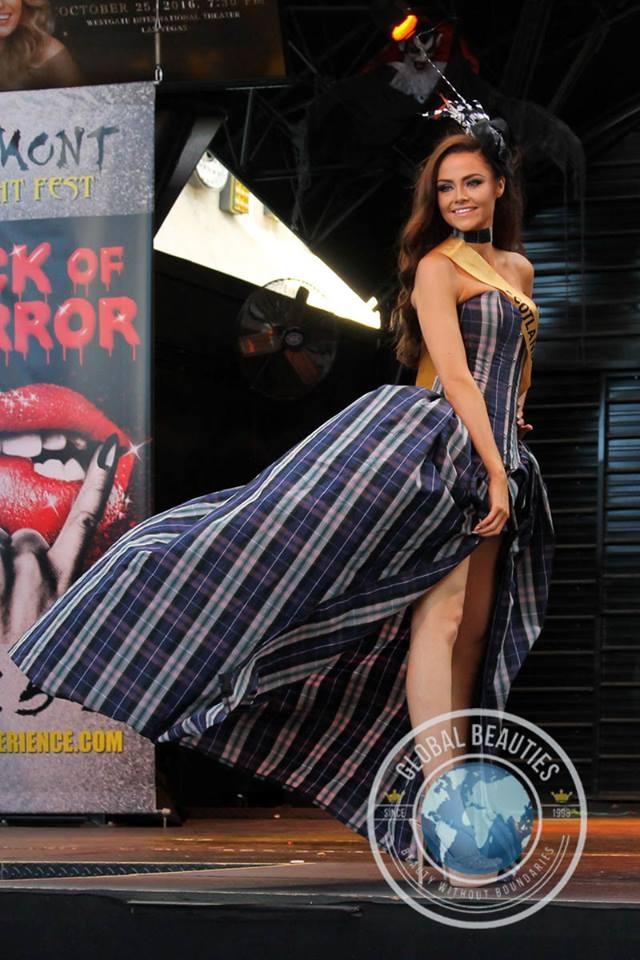 Hoa hậu Scotland