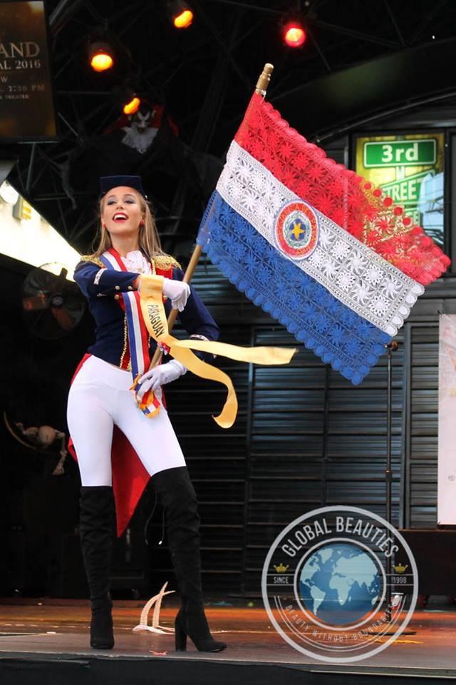 Hoa hậu Paraguay