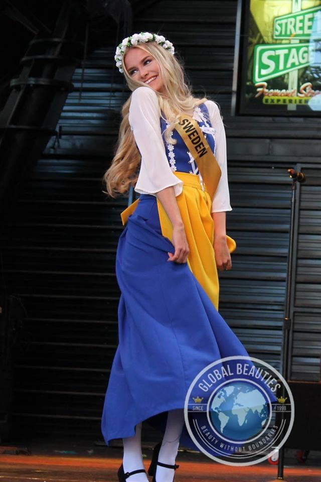 Hoa hậu Thụy Điển