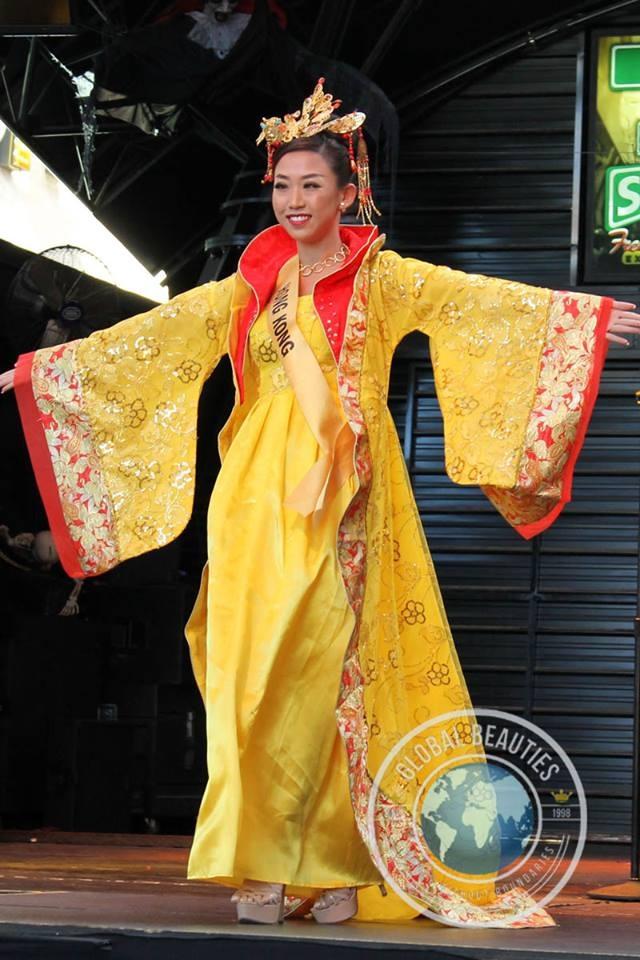 Người đẹp Hoa hậu hòa bình thế giới 2016 rực rỡ sắc màu quốc phục - 20