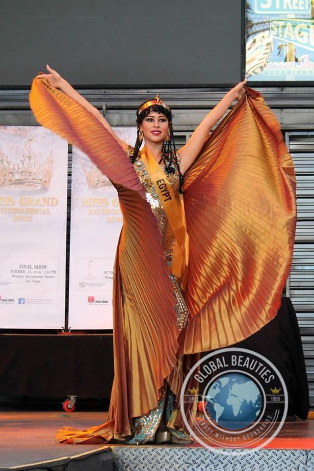 Hoa hậu Ai Cập