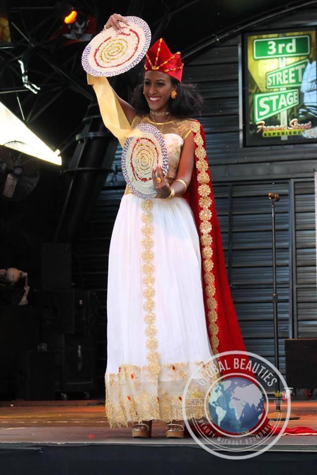 Hoa hậu Ethiopia