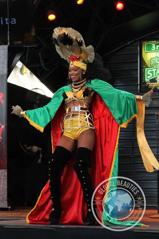 Hoa hậu Jamaica