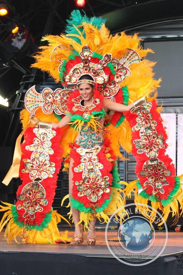 Hoa hậu Bolivia