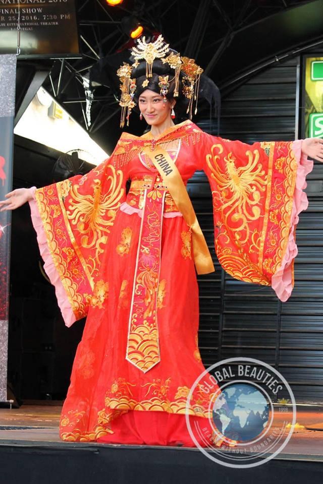 Hoa hậu Trung Quốc