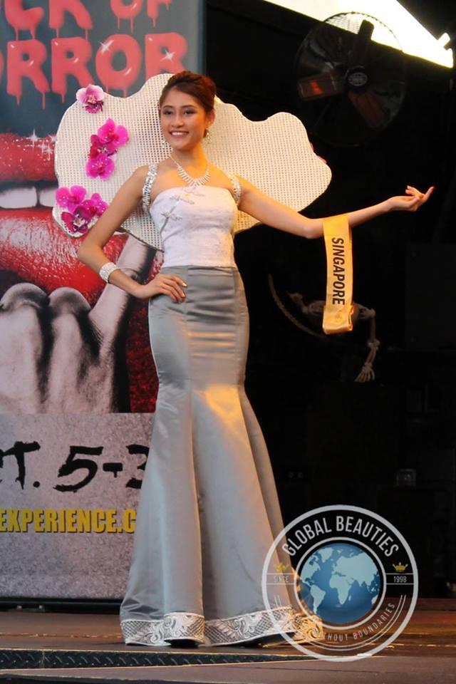 Người đẹp Hoa hậu hòa bình thế giới 2016 rực rỡ sắc màu quốc phục - 63