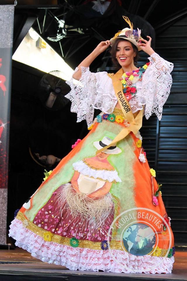Người đẹp Hoa hậu hòa bình thế giới 2016 rực rỡ sắc màu quốc phục - 65