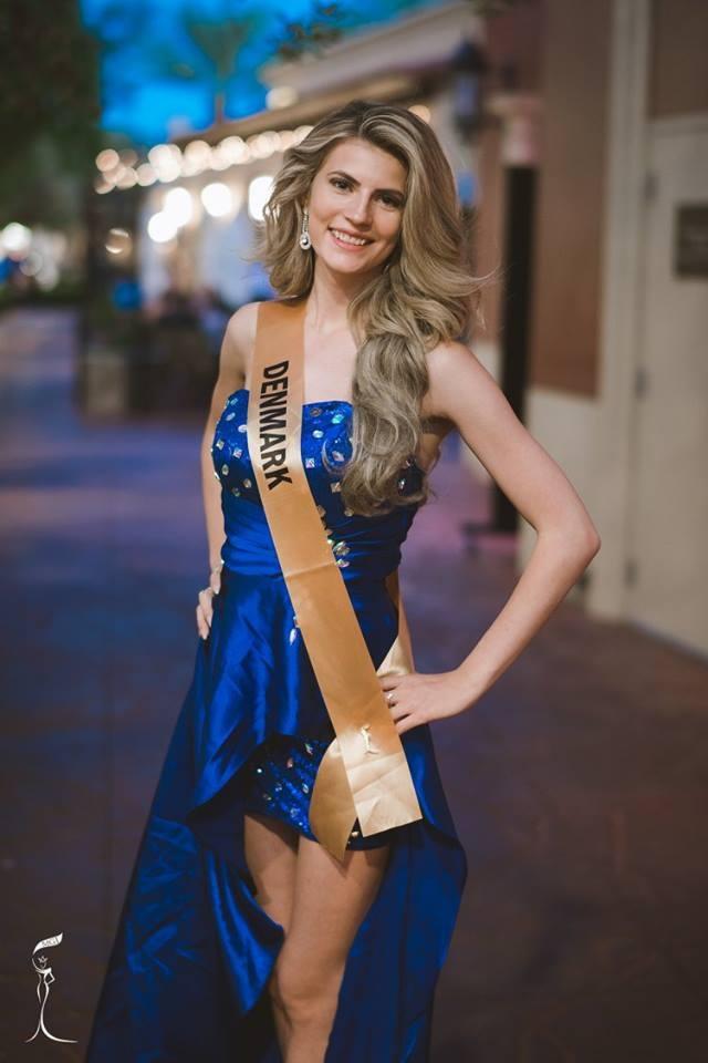 Hoa hậu Đan Mạch