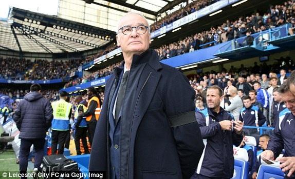 Đội bóng của Ranieri đang sa sút không phanh