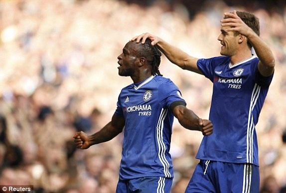 Chelsea 3-0 Leicester City: Câu trả lời của Conte - 2