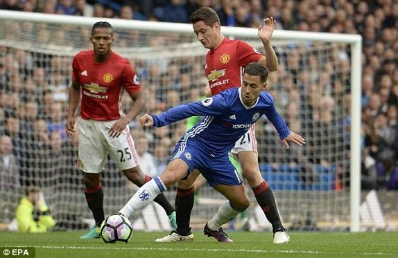 Chelsea 4-0 MU: Đau đớn cho Mourinho - 3