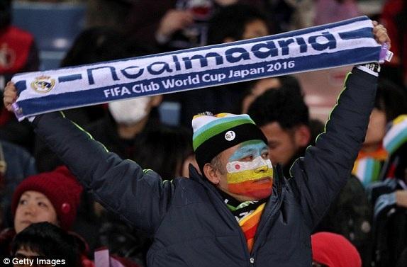 C.Ronaldo lập hattrick, Real Madrid vô địch FIFA Club World Cup 2016 - 19