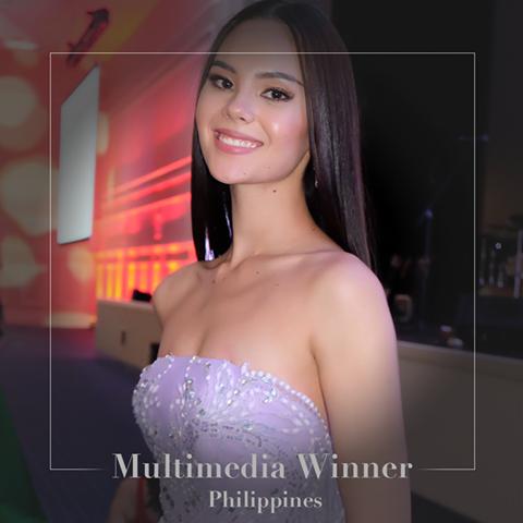 Hoa hậu được truyền thông yêu thích: Philippines