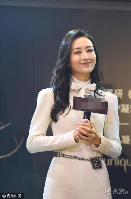 Vương Âu, người thứ ba trong mối quan hệ giữa Dương Mịch và Lưu Khải Uy, tham dự một sự kiện tại Bắc Kinh, ngày 12/11.