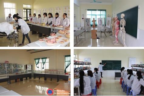 Trường Cao đẳng Kỹ thuật Y tế Thăng Long thông báo tuyển sinh - 2