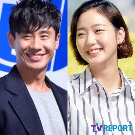 Nam diễn viên Sin Ha-kyun và bạn gái kém anh 17 tuổi - Kim Go-eun