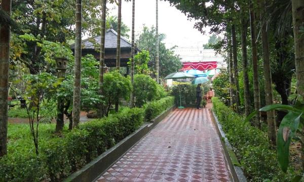 Khởi công tu bổ nhà vườn Huế của danh tướng Tôn Thất Thuyết - 1