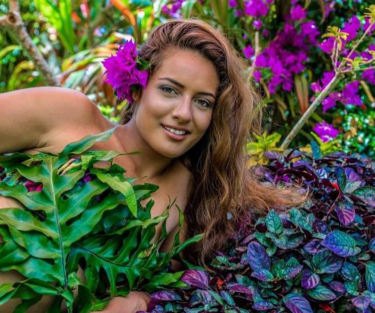 Hoa hậu thể thao: Hoa hậu Cook Islands