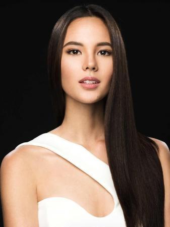 Hoa hậu được truyền thông yêu mến nhất: Hoa hậu Philippines