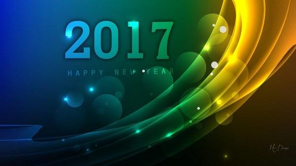 Bộ sưu tập hình nền tuyệt đẹp đón năm mới 2017 - 5