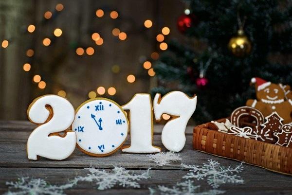 Bộ sưu tập hình nền tuyệt đẹp đón năm mới 2017 - 13