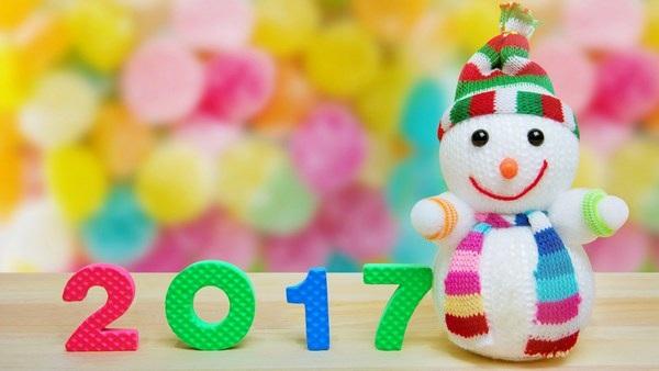 Bộ sưu tập hình nền tuyệt đẹp đón năm mới 2017 - 17