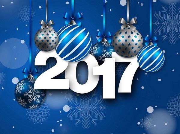 Bộ sưu tập hình nền tuyệt đẹp đón năm mới 2017 - 22