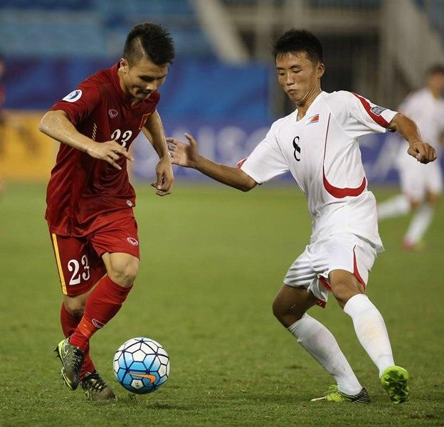 Những khoảnh khắc đáng nhớ trong chiến thắng của U19 Việt Nam - 3