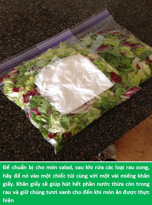 Tuyệt chiêu kéo dài thời gian bảo quản các loại rau-củ-quả lên gấp đôi - 3