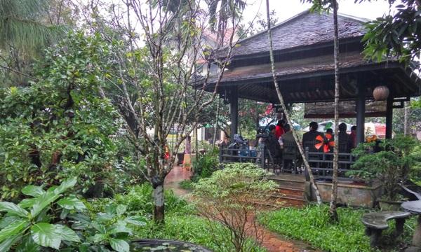 Nhà vườn Phú Mộng Viên (ảnh: Cổng thông tin UBND tỉnh Thừa Thiên Huế)