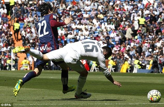 Eibar đang chơi khá tiến bộ trong hai mùa bóng gần đây