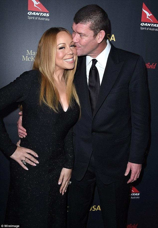 Mariah Carey và James Parker hủy hôn vào tháng 9 vừa rồi sau 8 tháng đính hôn.