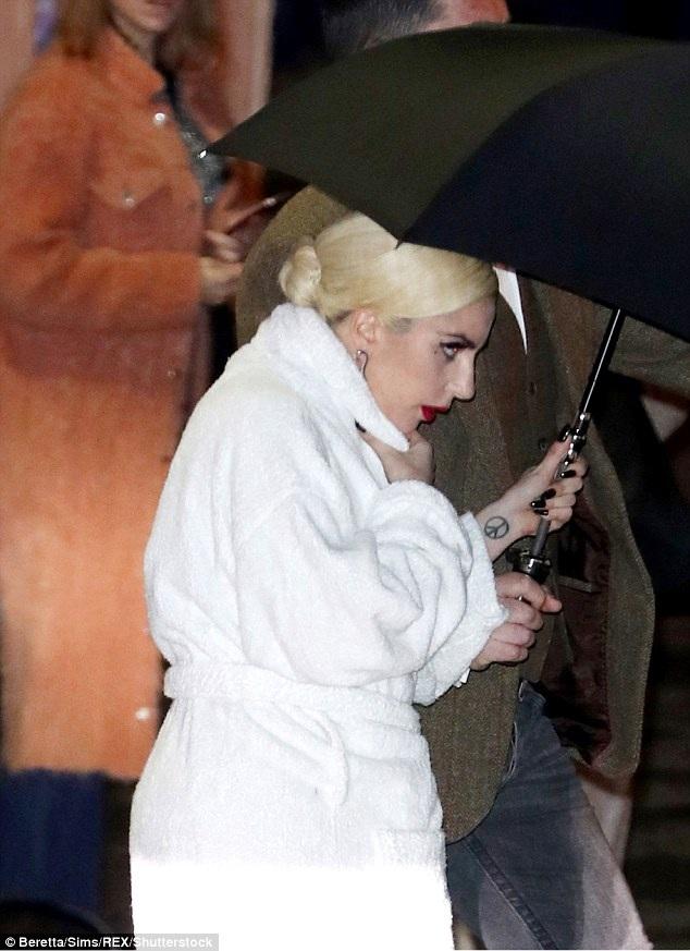 Lady Gaga không bình luận về tin đồn cô thẩm mỹ.
