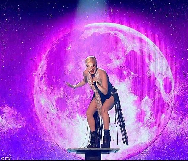 Fan cho rằng, Lady Gaga mới sửa mũi, độn cằm, làm môi và cắt mí để có diện mạo như hiện tại.