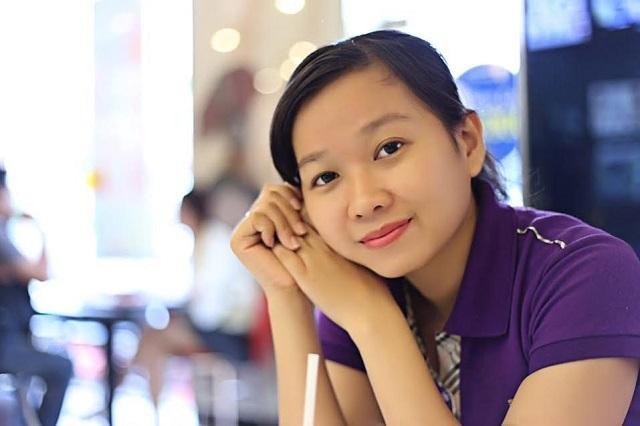Cô Võ Thùy Dương là một trong 42 giáo viên được vinh danh vì tận tâm công tác vùng hải đảo dịp 20/11 tới.