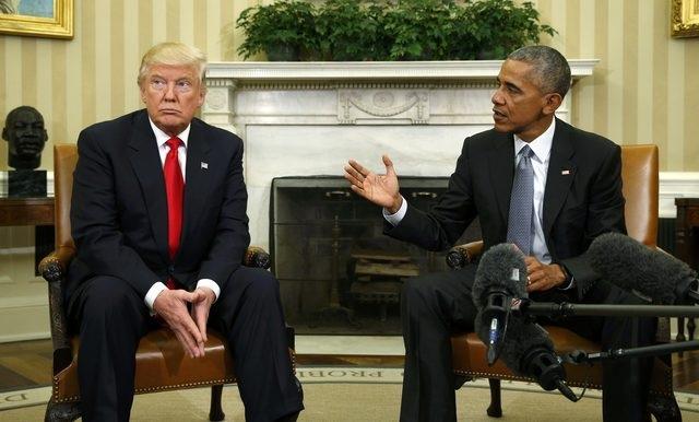 Ông Trump sẽ trở thành chủ nhân mới của Nhà Trắng khi ông nhậm chức vào ngày 20/1/2017.