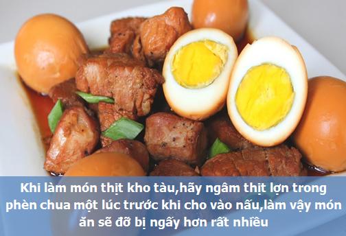 Bí quyết chế biến không thể bỏ qua giúp các món ăn từ thịt lợn ngon hơn - 4