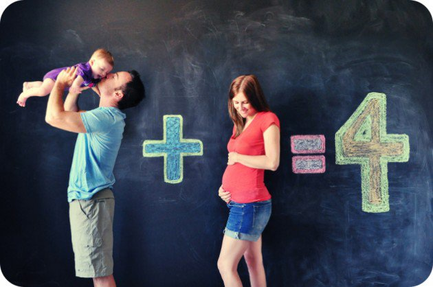 Hãy ghi lại những khoảnh khắc khi mẹ đang mang bầu theo một cách thật đặc biệt.