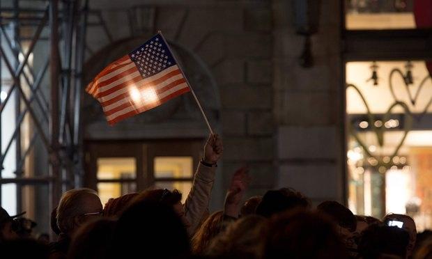 Một kế hoạch biểu tình lớn, với hơn 10.000 đăng ký tham gia, đã được lên kế hoạch vào chiều thứ 7 giờ địa phương tại thành phố New York, Mỹ. (Ảnh: Reuters)
