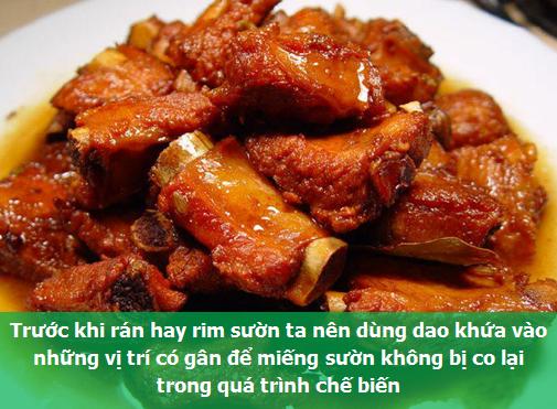 Bí quyết chế biến không thể bỏ qua giúp các món ăn từ thịt lợn ngon hơn - 5